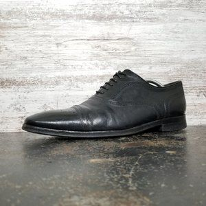 To Boot New York Adam Derrick Cap Toe Oxford Shoes